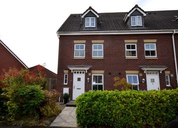 Thumbnail 3 bed town house to rent in Chillington Way, Norton, Stoke-On-Trent