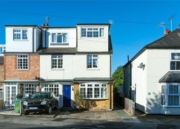 Thumbnail 4 bed end terrace house for sale in Copse Road, Cobham, Surrey