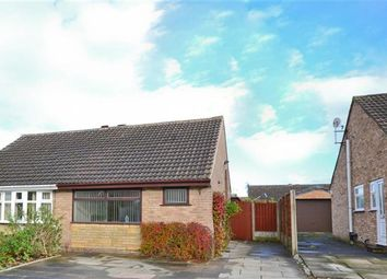 Thumbnail 2 bed semi-detached bungalow for sale in Fotherby Place, Wigan