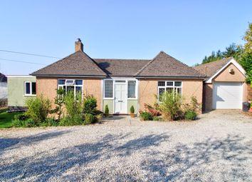 Launceston Road, Kelly Bray, Callington PL17. 4 bed bungalow