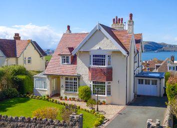 Thumbnail 4 bed detached house for sale in Bryn Y Bia Road, Craigside, Llandudno