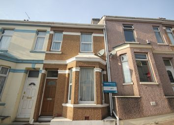 Thumbnail 2 bed terraced house to rent in Cotehele Avenue, Keyham, Plymouth