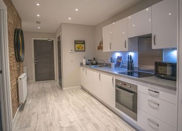 Thumbnail 2 bed flat for sale in Duchess Court, Welwyn Garden City