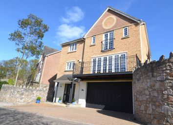 Thumbnail 4 bed detached house for sale in Victory Close, Newton Abbot