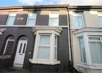 Thumbnail 2 bed terraced house for sale in Ruskin Street, Liverpool, Merseyside