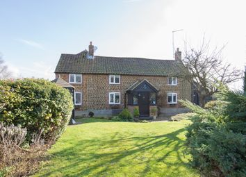 Thumbnail 3 bed detached house for sale in Common Road, Snettisham, King's Lynn