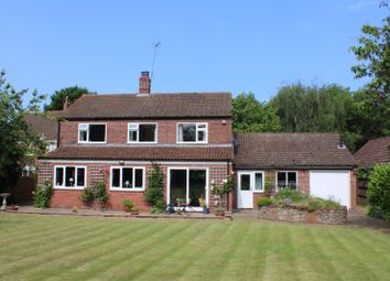 Thumbnail 4 bed detached house for sale in Knapton, North Walsham, Norfolk
