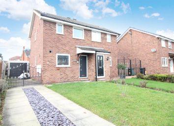 Thumbnail 2 bedroom semi-detached house for sale in Lea Park Close, Leeds