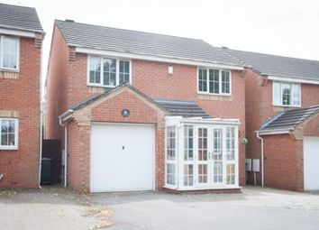 Thumbnail 4 bedroom detached house for sale in Tyburn Road, Pype Hayes, Birmingham