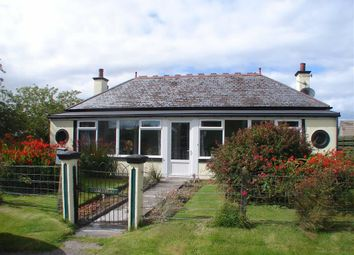 Thumbnail 3 bed detached bungalow for sale in Station Road, Garmouth, Fochabers