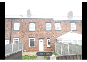 Thumbnail 3 bed terraced house to rent in North Street, Warsop Vale, Mansfield