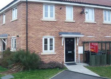 Thumbnail 2 bed flat to rent in Ormonde Close, Grantham
