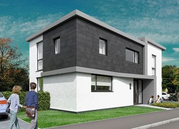 Thumbnail 4 bed detached house for sale in Graven Hill, Bicester