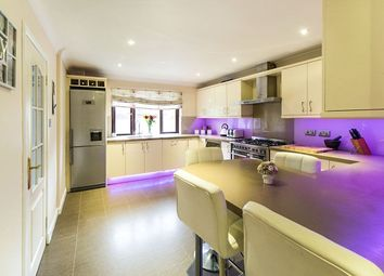 Thumbnail 4 bed detached house for sale in Carronflats Road, Grangemouth