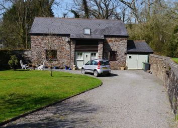 Thumbnail 3 bed barn conversion for sale in Meshaw, South Molton
