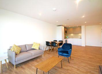 Thumbnail 1 bed flat to rent in Meranti Apartments, Deptford Landings, Deptford