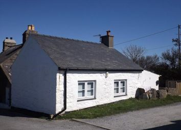 Thumbnail 2 bed detached house for sale in Rhiw, Gwynedd