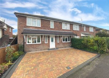 Thumbnail 2 bedroom maisonette for sale in Ratcliffe Road, Farnborough, Hampshire