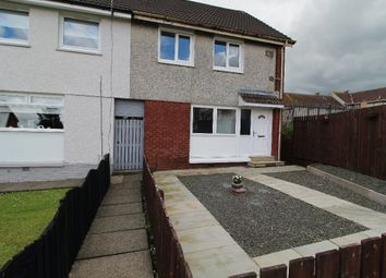 Thumbnail 3 bed terraced house for sale in Affric Avenue, Plains, North Lanarkshire