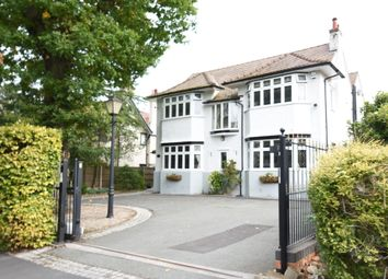 Thumbnail 5 bed detached house for sale in Bramhall Lane South, Bramhall, Stockport