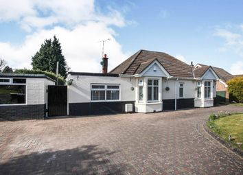 Thumbnail 5 bedroom detached bungalow for sale in Kingswood Avenue, Corley, Coventry