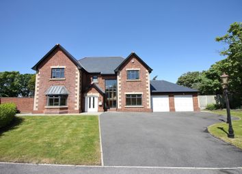 Thumbnail 4 bed detached house for sale in Park Lane, Poulton Le Fylde