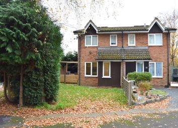 Thumbnail 1 bed end terrace house for sale in Chiltern Avenue, Farnborough
