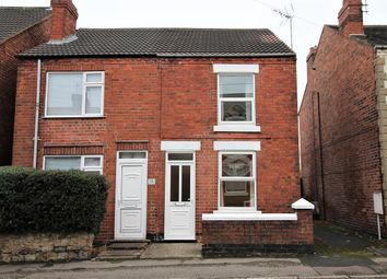 Thumbnail 2 bed semi-detached house for sale in Wilson Street, Alfreton