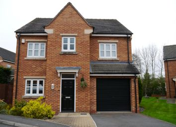 Thumbnail 4 bedroom detached house to rent in Pavilion Court, West Hallam, Ilkeston