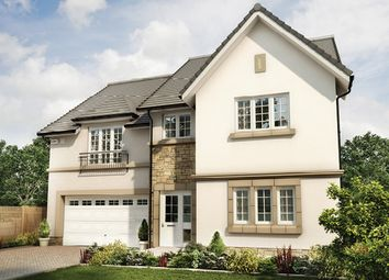 Thumbnail 5 bed detached house for sale in The Garvie Off Wilkieston Road, Ratho