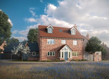 Thumbnail 5 bed detached house for sale in Little Martins, Brightwell-Cum-Sotwell, Wallingford