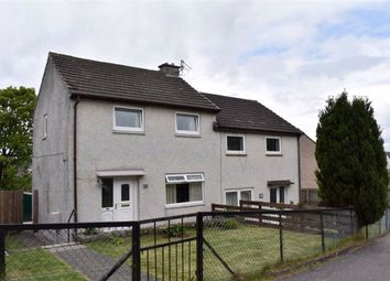 Thumbnail 2 bedroom semi-detached house for sale in 10, Forfar Road, Greenock, Renfrewshire