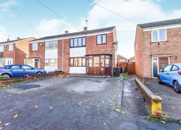 Thumbnail 3 bed semi-detached house for sale in Martley Road, High Heath, Walsall