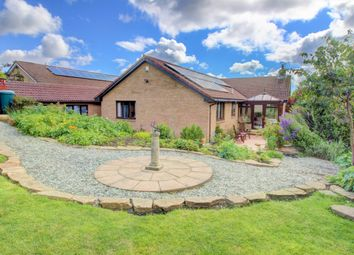 Thumbnail 4 bed detached bungalow for sale in Highfield Park, Alnwick