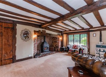 Thumbnail 4 bed detached house for sale in Warehouse Road, Stebbing, Dunmow, Essex