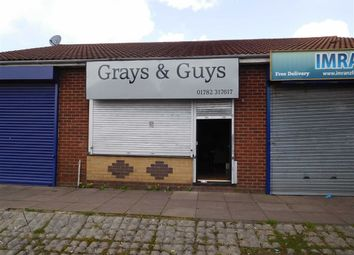 Thumbnail Retail premises to let in Heathcote Street, Stoke-On-Trent, Staffordshire