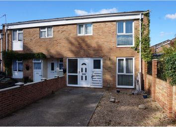 Thumbnail 3 bedroom end terrace house for sale in Tangmere Drive, Lordshill, Southampton