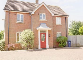 Thumbnail 3 bed property for sale in Clare Drive, Highfields Caldecote, Cambridge