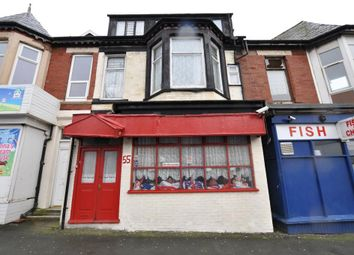 Thumbnail 10 bed terraced house for sale in Chapel Street, Blackpool, Lancashire