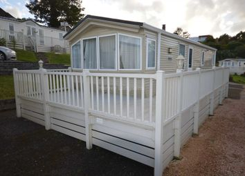 Thumbnail 2 bed mobile/park home for sale in Waterside Holiday Park, Three Beaches, Dartmouth R, Paignton