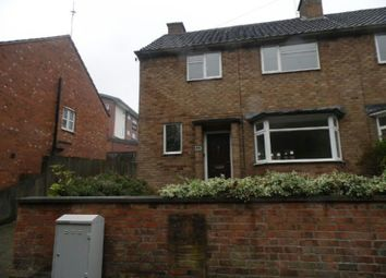 Thumbnail 3 bed semi-detached house to rent in Sycamore Street, Blaby, Leicester