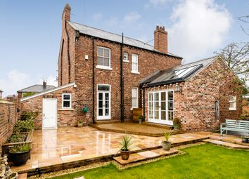Thumbnail 4 bedroom detached house for sale in Normanby Road, Middlesbrough