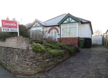 Thumbnail 3 bed detached bungalow for sale in Hinton Road, Hereford