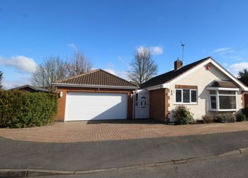Thumbnail 3 bed bungalow for sale in Holly Close, Burbage, Hinckley