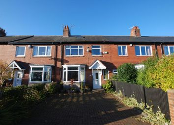 Thumbnail 4 bed terraced house for sale in Regent Road, Gosforth, Newcastle Upon Tyne