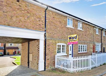 Thumbnail 2 bed semi-detached house to rent in Swallow Court, Herne Common, Herne Bay