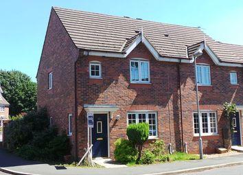 Thumbnail 3 bed semi-detached house for sale in Barn Flatt Close, Higher Walton, Preston