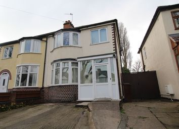 Thumbnail 3 bed semi-detached house to rent in Mill Lane, Wednesfield, Wolverhampton