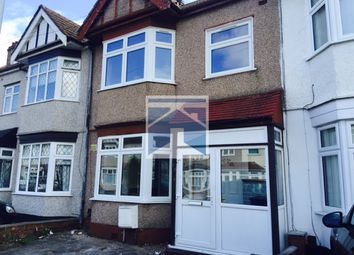 Thumbnail 3 bed terraced house to rent in Birchdale Gardens, Chadwell Heath