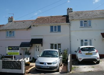 Thumbnail 2 bed terraced house for sale in Longstone Road, Paignton
